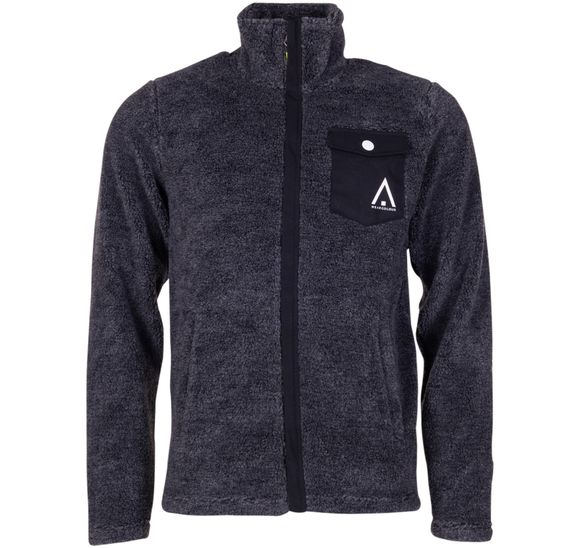 Stand Fleece Jacket