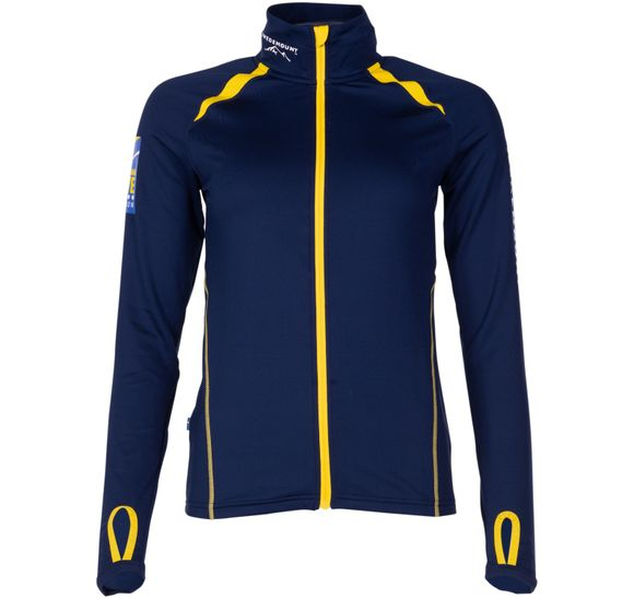 Run Fullzip W Biathlon