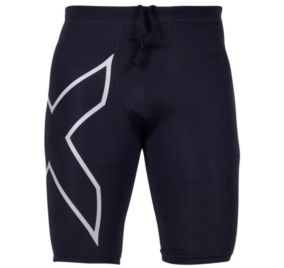 Run Comp Shorts w/Storage-M