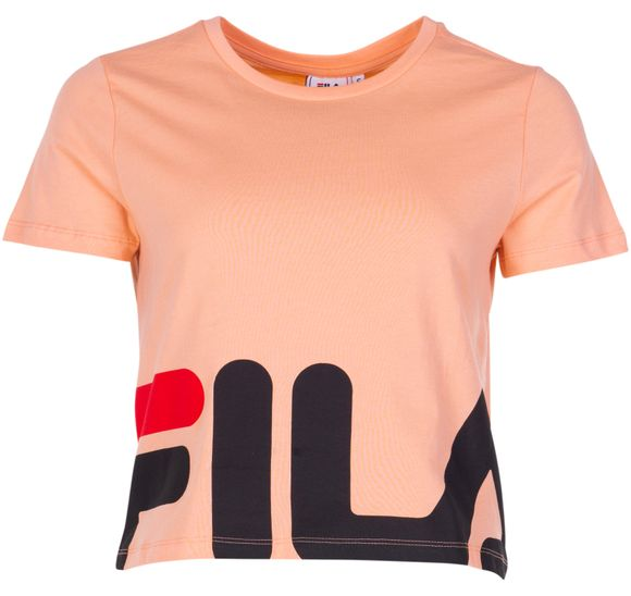 Early cropped tee