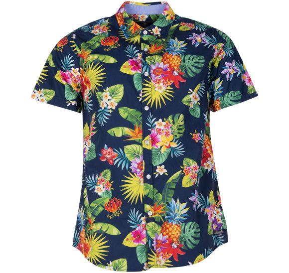 Hawaii Pineapple Flower Shirt