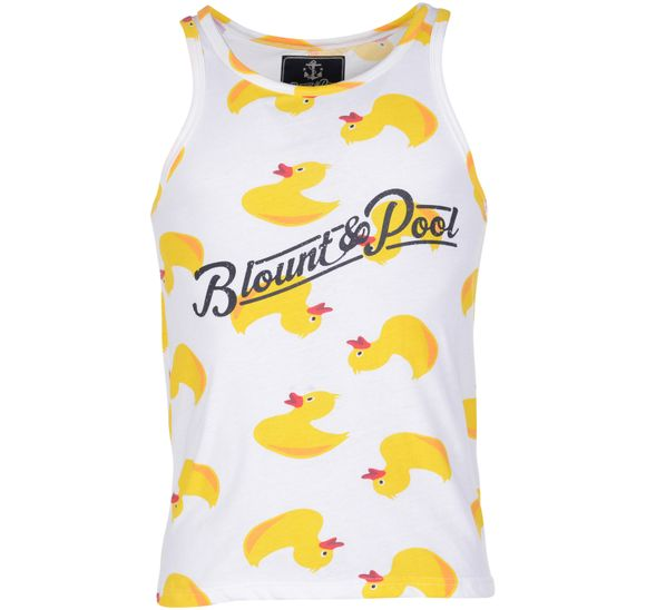 Yellow Duck Singlet