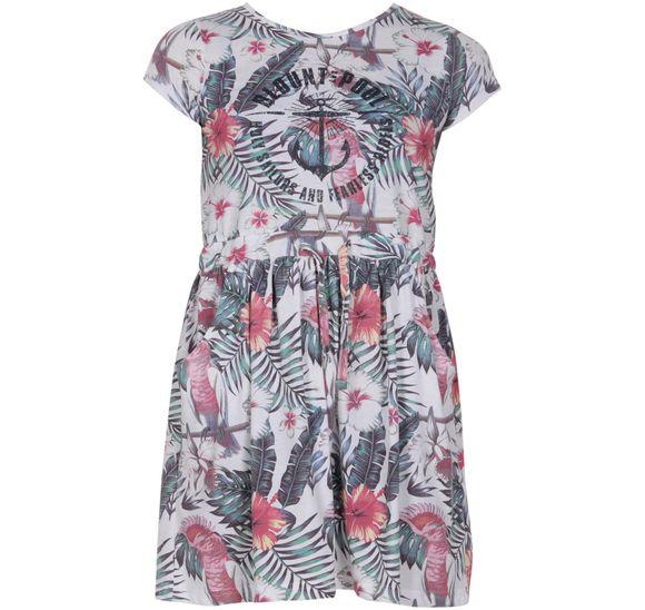 Pink Kakadua Aruba Dress JR
