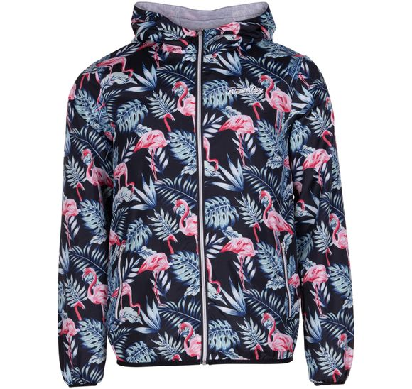 Jungle Flamingo Wind Jacket