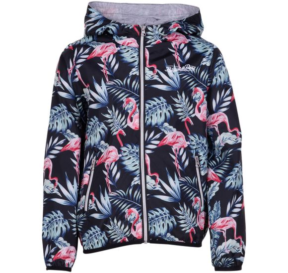 Jungle Flamingo Wind Jacket JR