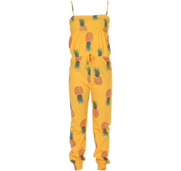 Pineapple Jumpsuit JR