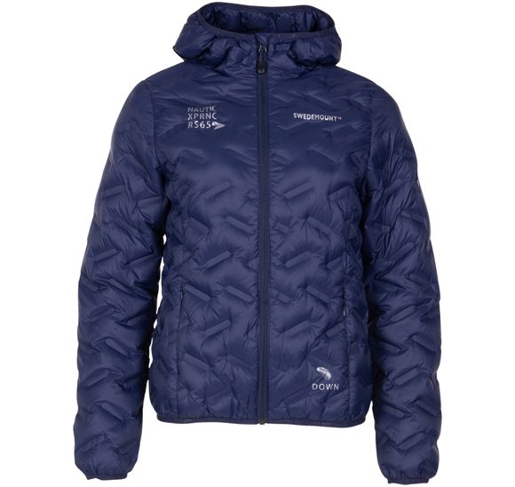 Pacific Hooded Lt.Down Jacket W