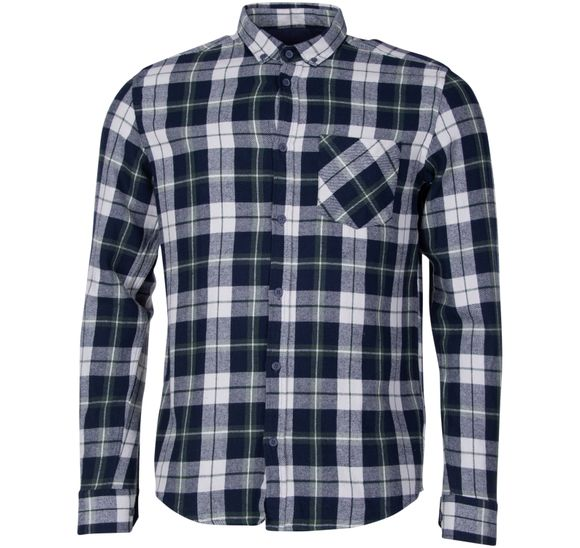 Shirt - Arvid LS BD check