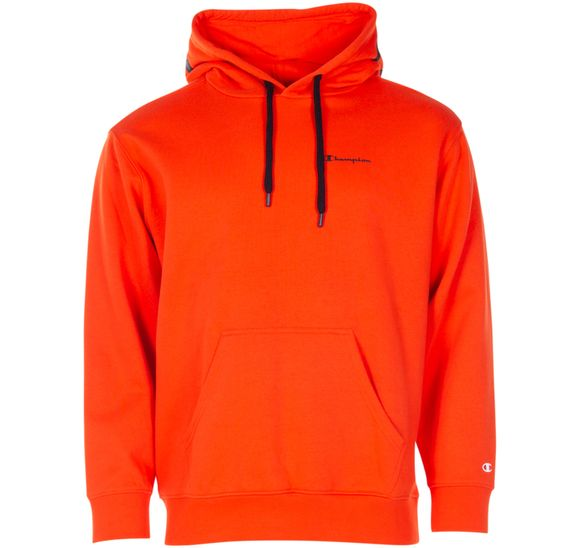 M Hooded Top Over Logo