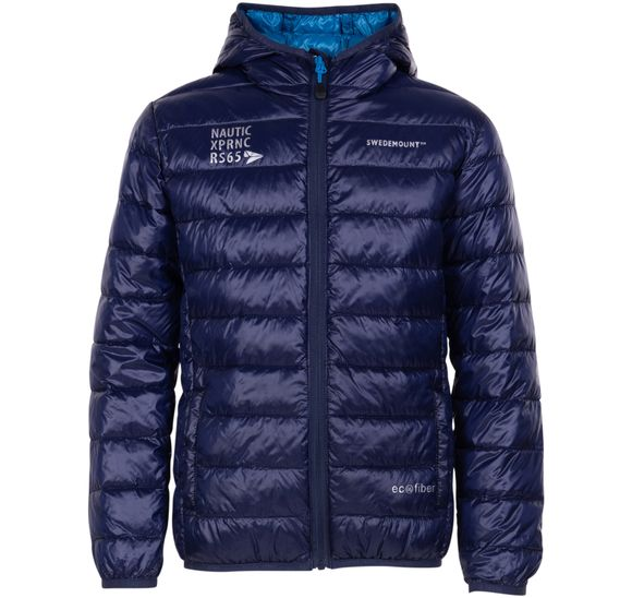 Nautic Light Hooded Jacket Jr