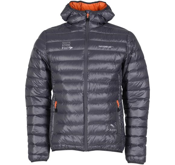 Hooded Lt.Down Jacket