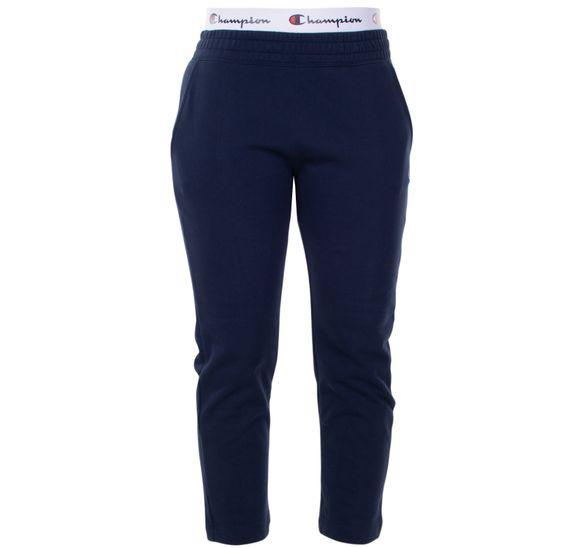 Straight Hem Pants