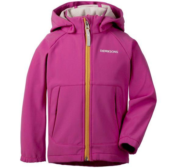 Poggin Kid's Softshell Jacket