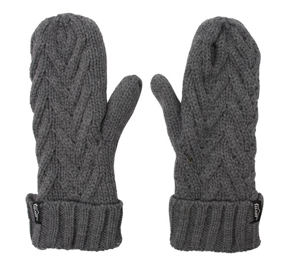 KNOT MITTENS