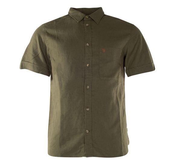 Övik Travel Shirt SS M