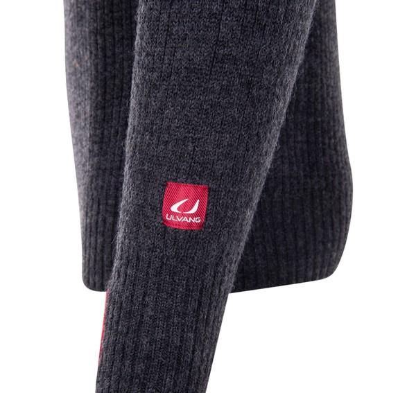 Rav sweater with zip