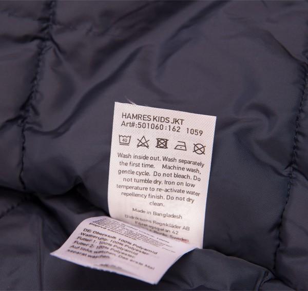 Hamres Kids Jacket