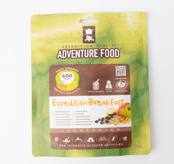 Expedition frukost