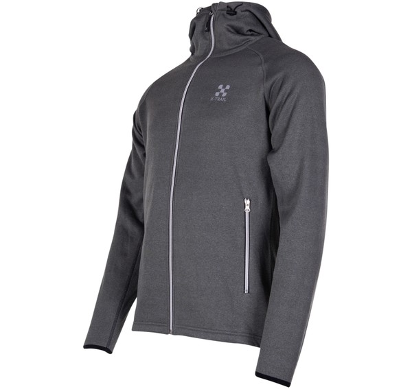 TRAINING ZIP HOOD