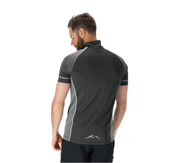 Athletic Zip Tee