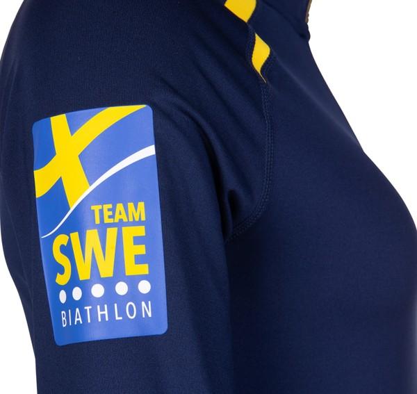 Run Fullzip W Biathlon