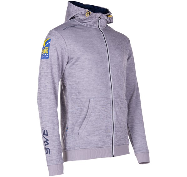 Training Zip Hood SR Biathlon