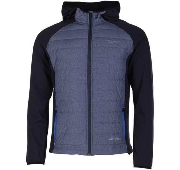 Hooded Hybrid Jacket