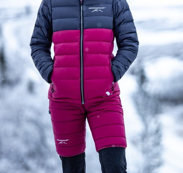 Östersund Down Shorts 2.0 W