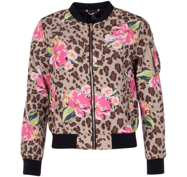 Hawaii Bomber Jacket W