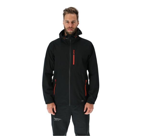 2,5-Layer Stretch Rain Jacket
