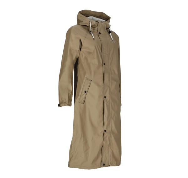 Väderöarna Long Coat W
