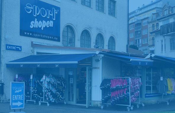 Telefonnummer och adress till Sportshopens butiker