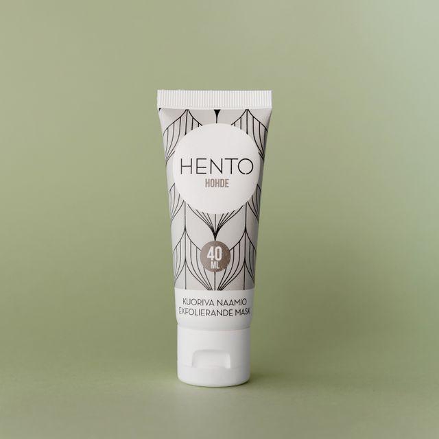 HENTO Kuorintanaamio 40 ml
