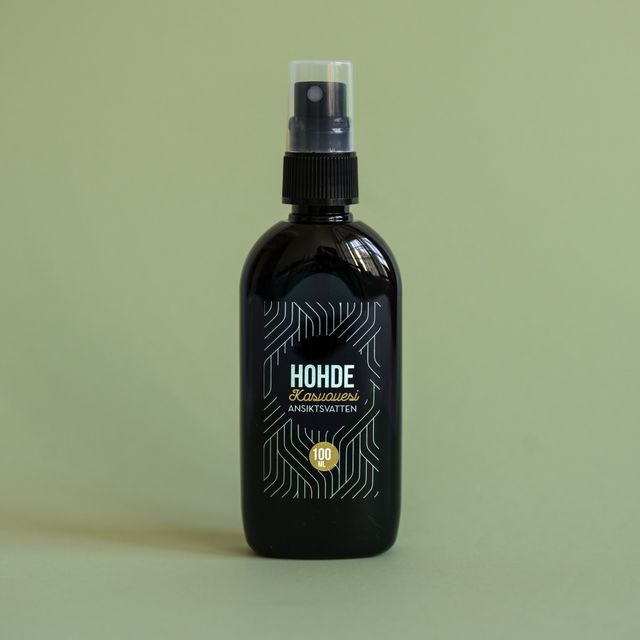 HOHDE Kasvovesi 100 ml