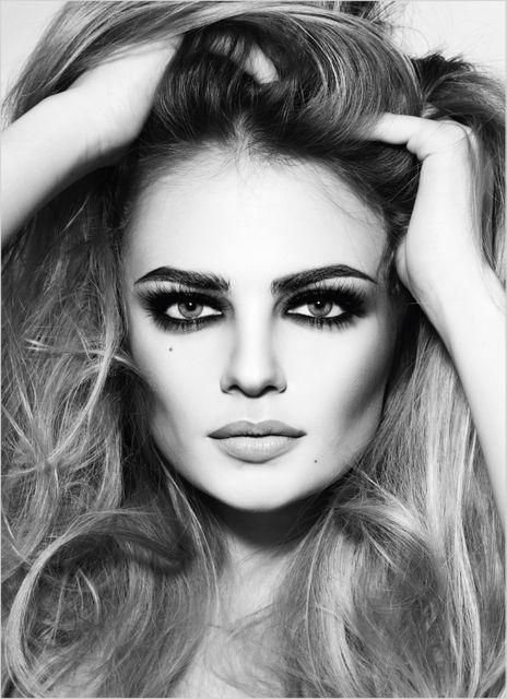 Fotomodell poster