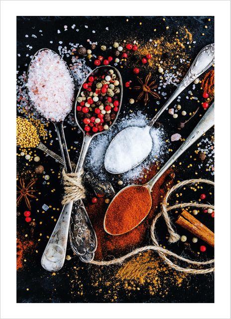 Kryddor poster