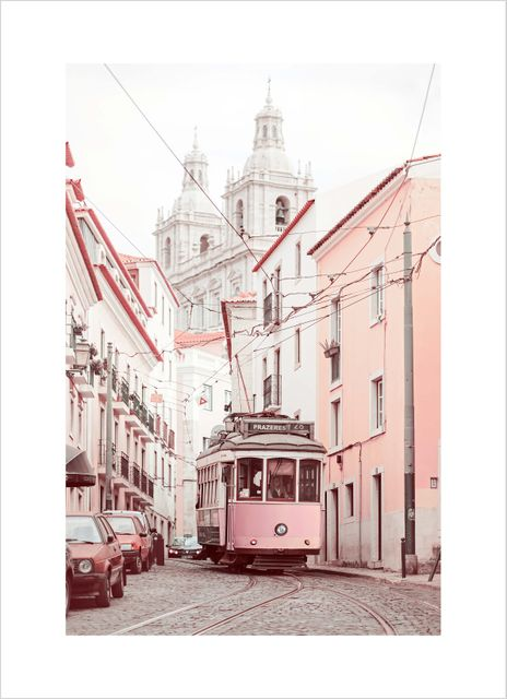 Poster Spårvagn