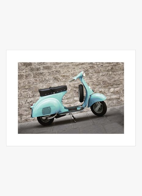Poster Moped