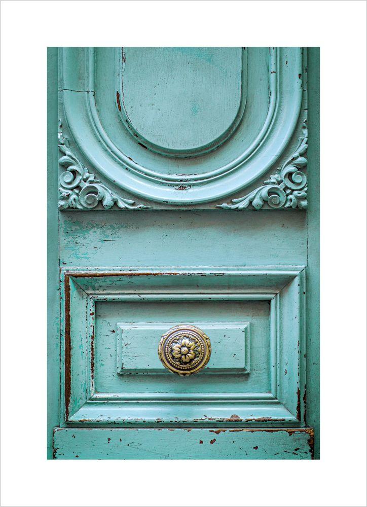Turkos dörr poster