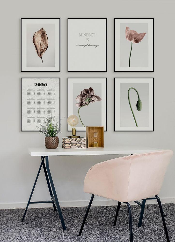 Blomknopp poster