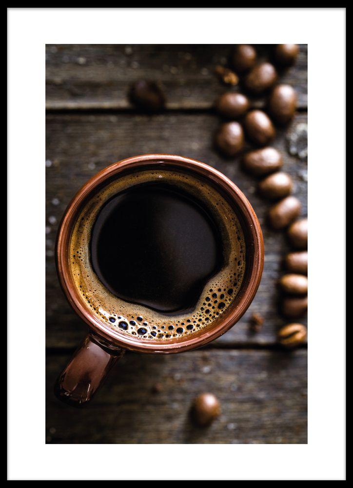 Kaffe poster