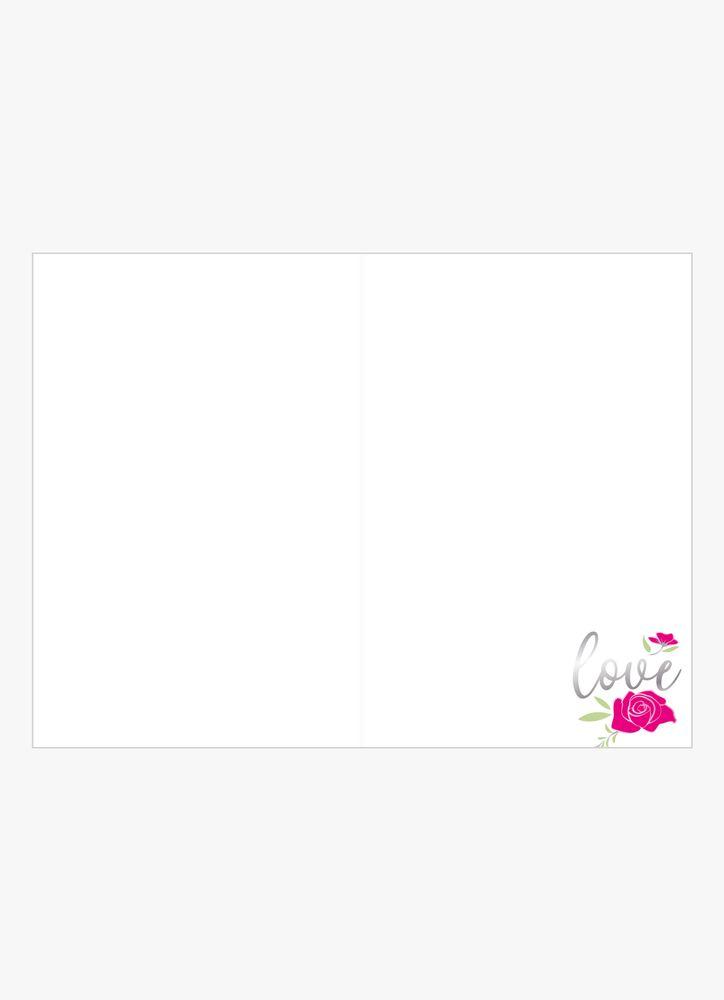 Kärlekshjärta Gratulationskort