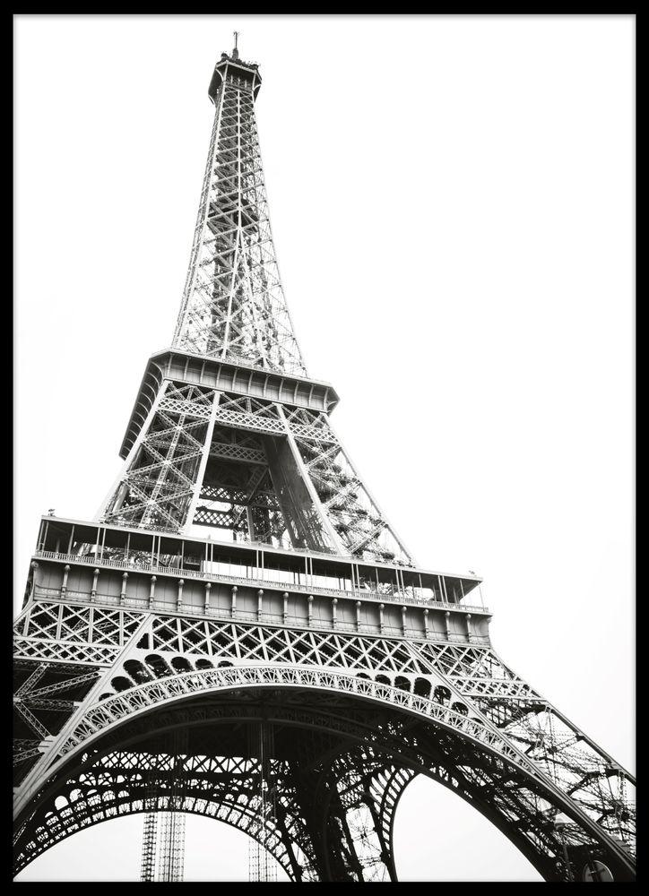 Eiffeltornet poster
