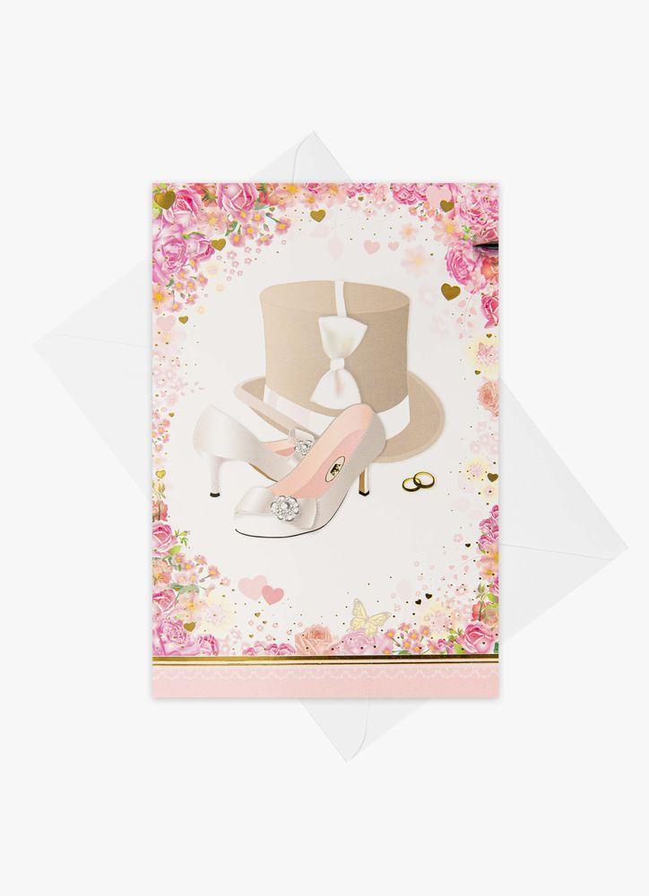 Elegant Wedding Bröllopskort