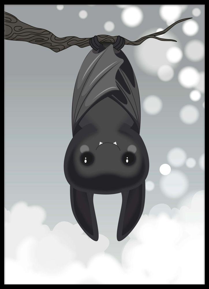 Fladdermus saga poster