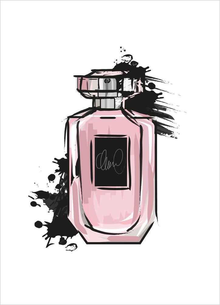 Parfym poster