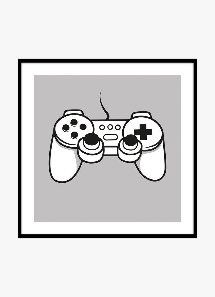 TV-spelskontroll poster
