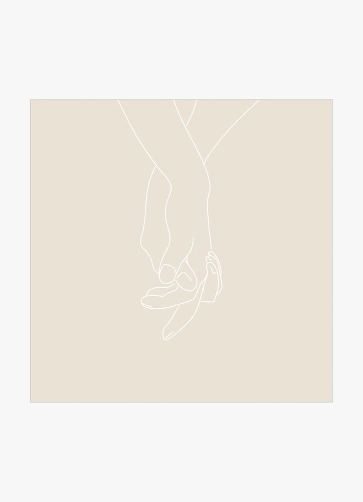 Händer beige