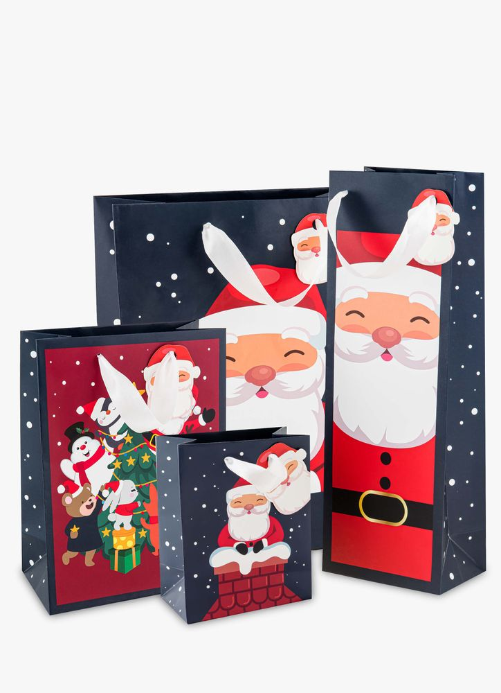 Presentpåse Jultomte S