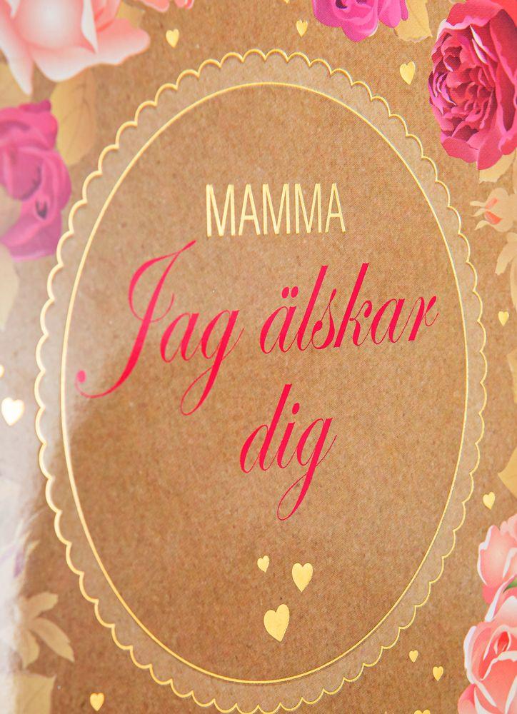 Kort Mamma - Jag Älskar Dig